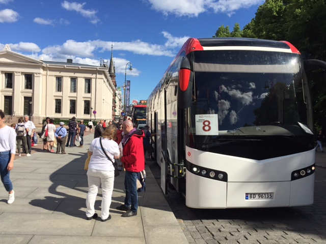 Incoming tour operator Norway bus groups - Intertours Norway
