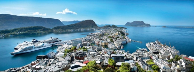 Visit Ålesund Intertours Norway